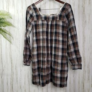 Nick & Mo flannel dress